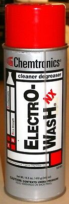 14.5 oz. Spray Can of Electro-Wash NX Electronics Degreaser (Chemtronics ES1601)