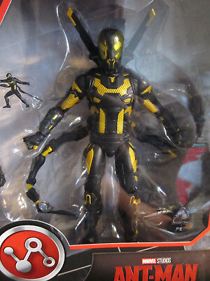 "Marvel Legends 6"" MCU Studios the First Ten Years Yellow Jacket Ant-Man New Mint"