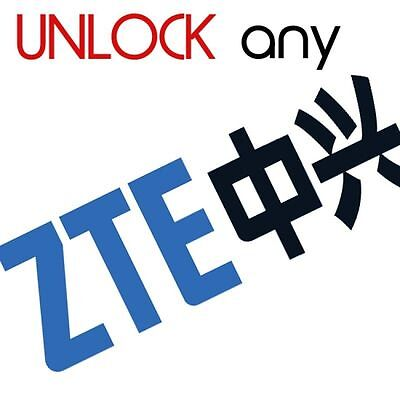 Unlock Code for ZTE T-Mobile Prepaid ZTE Zinger No-Contract Cell Phone & Others