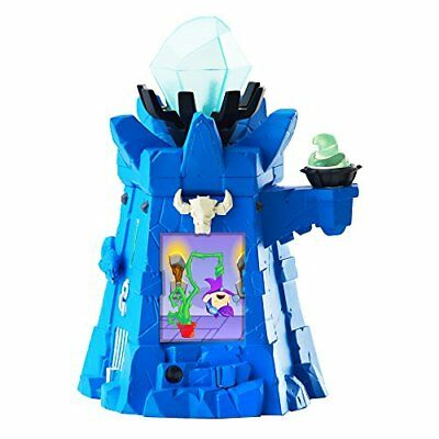 Of Dragons, Fairies, and Wizards Keep Playset and Accessories, Blue