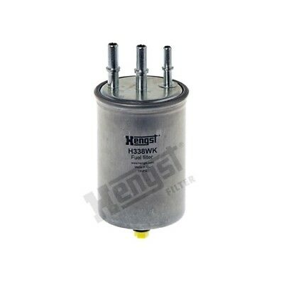 1x Kraftstofffilter Hengst H338WK Ford Tourneo Connect 1.8 TDCi