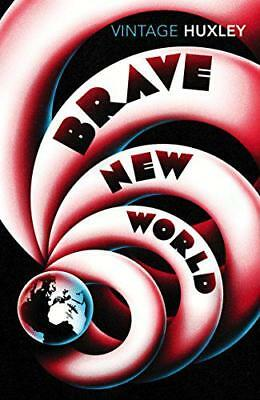 Brave NEW World by Aldous Huxley, NEW Book, FREE & , (Paperback)
