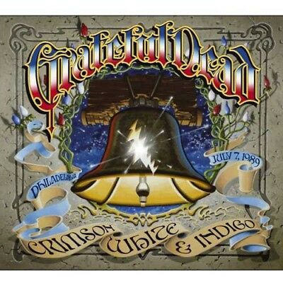 Grateful Dead, The G - Crimson White & Indigo July 7 1989 JFK Stadium [New CD]