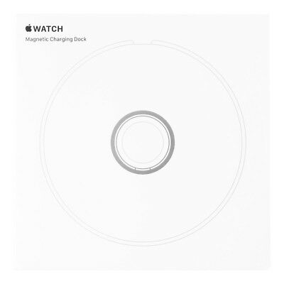 Genuine Apple Watch Magnetic Charging Dock - White (MLDW2AM/A) A1714