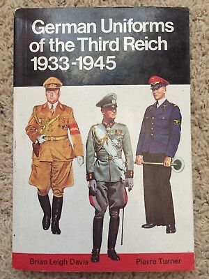 German Uniforms of the Third Reich | Vintage Collectible