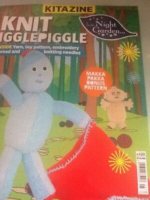 Knit Igglepiggle Kit New In Pack 499 Picclick Uk