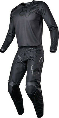 New 2018 Fox Racing 180 Sabbath Dirt Bike Motocross Gear Combo Black All Sizes