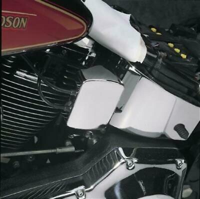 Drag Specialties Smooth Coil Cover for Harley Davidson 84-99 FXST FLST Softail