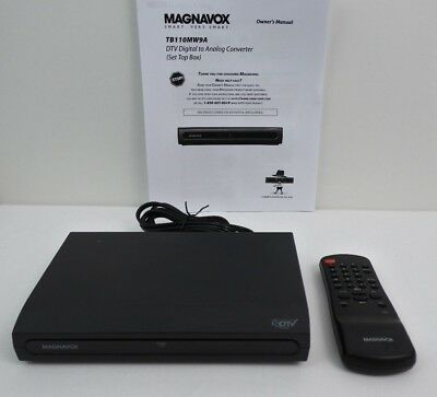 magnavox sdtv tuner tb110mw9 manual open source user manual u2022 rh userguidetool today Magnavox TB110MW9 ManualDownload Magnavox Model TB110MW9