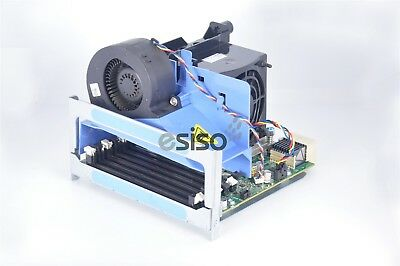 H236F 0H236F Dell Cpu Memory Riser Assembly W/ Hsk And Fan For Precision T7500