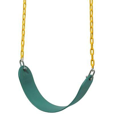 Heavy Duty Swing Seat - Swing Set Accessories Swing Seat with Coated Chain Kids
