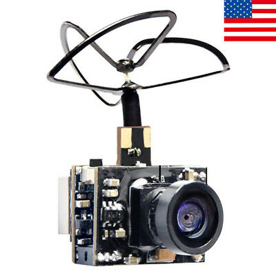 WT01 Micro AIO 600TVL Cmos Camera 5.8GHz 25mW FPV Transmitter Combo for Drone