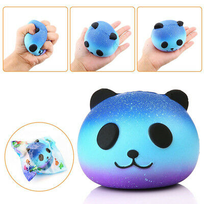 Panda Ball  Squishy Langsam steigende Squeeze Anti-Stress-·