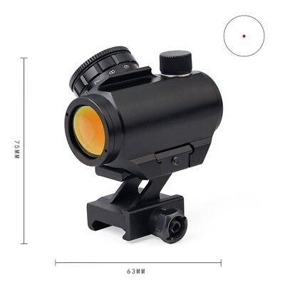 Outdoor Hunting TRS-25 Holographic Red Dot Sight Scope 25mm 731303 Rifle Scopes