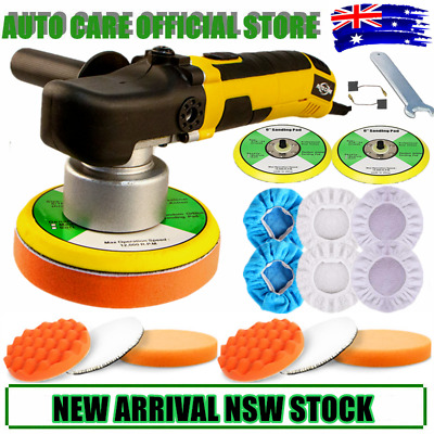 Autocare Dual Action Car Polisher Buffer 150mm Sander Electric Tool 6 Speed 680W