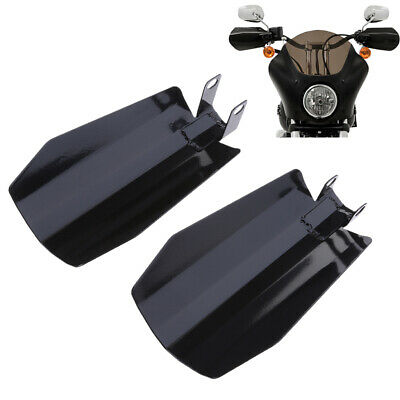 Motorcycle Hand Guards Set for Harley Dyna FXR's Baggers Sportster