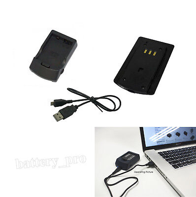 USB Battery Charger For Canon LP-E8, EOS 700D, EOS Kiss X6i, EOS Rebel T2i