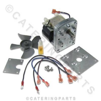 Genuine 87-028S Prince Castle Rotary Conveyor Bread Bun Toaster Drive Gear Motor