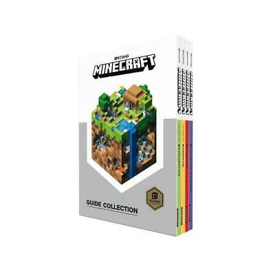 Minecraft Guide Collection: An Official Paperbac, AB, Mojang, New