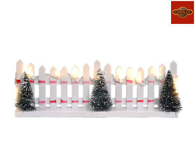 Luville Fence With Lightchain 610158
