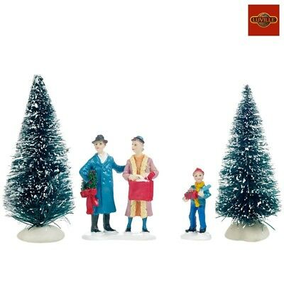 Luville Christmas Shopping 4 Pieces 1025890