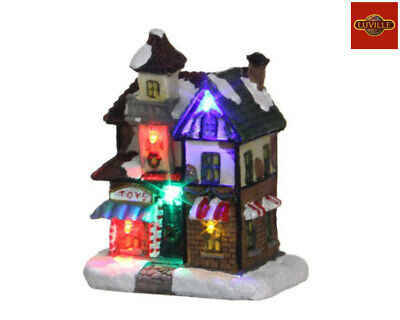 Luville Christmas House 611153