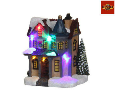 Luville Christmas House 611154