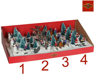 Luville Christmas Scenery 2Ass Battery Operated 2 Varianti 1014005
