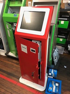 Bitcoin ATM Trovemat T1 (multi-crypto, one-way crypto ATM, cash-in only)