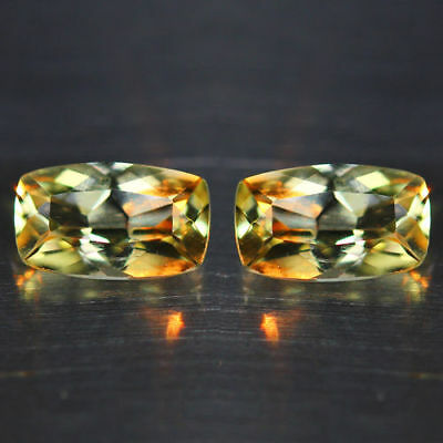 1.27 Cts_WOW ! FLAWLESS_MATCHING PAIR_100 % NATURAL COLOR CHANGE DIASPORE_TURKEY