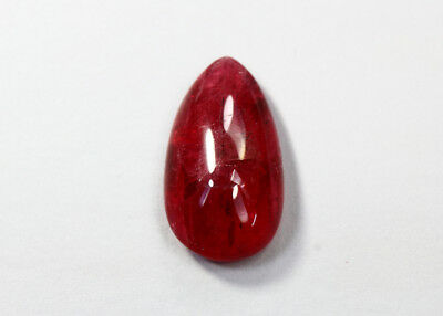 16.46 Cts_Unbelivable Very Rare Gemstone_100 % Natural Unheated Red Rhodonite