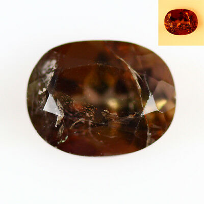 1.880 Ct  Earth Mined Unique Dazzling 100% Natural Dancing' Color Change Axinite