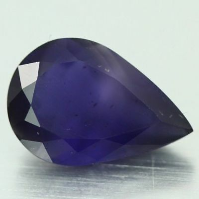3.505Ct Ultra Rare Best Grade Unheated Natural Huge Tanzanite Blue Iolite Nr !!!