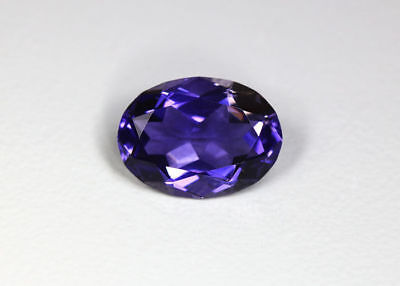 "4.92 Cts_"" Fair Collection ""100 % Natural UNHEATED Purplish Blue IOLITE_Flawless"