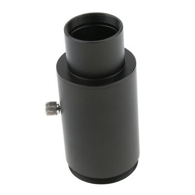 "1.25"" Extension Tube M42 T-Mount Adapter for Astronomical Telescope Black"