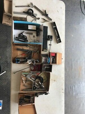 Machinist Tools For Sale >> Huge Lot Of Machinist Tools Estate Sale Find Many Starrett And Other