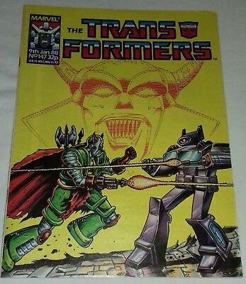 Transformers UK Comic Issue 147