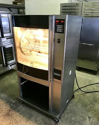 Hobart Chicken Rotisserie Commercial Oven Used