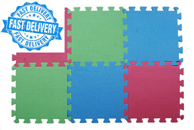 KNITPRO Lace Blocking Mats (Pack of 9) (Assorted Colours)