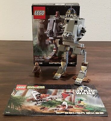 Lego Star Wars 7127 Imperial At St 100 Complete With Figures