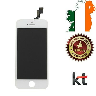 For  iPhone 5s white LCD Touch Original  Display Assembly Digitizer Screen