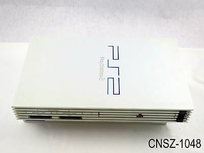Japanese Playstation 2 Pearl White Console PS2 Japan Import 50000 JP US Seller