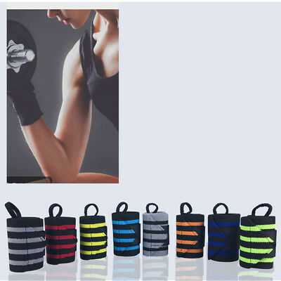 1PC Multifunction Wrapped Wrist Elastic Bandage Therapy Sport Wraps Pain Relief