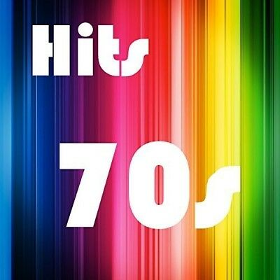 Various Artists - Hits Of The 70s (Various Artists) [New CD] Tin Case, 2 Pack