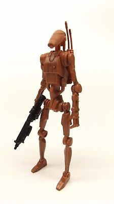 Star Wars Legacy Collection Geonosis Arena Showdown Battle Droid Loose Complete