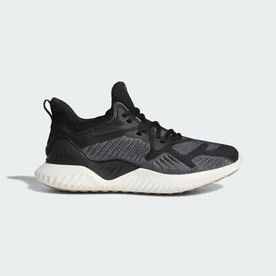 d757d5ae8 Adidas CG5581 Alpha bounce Beyond Running shoes black white Sneakers