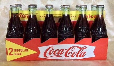 Vintage Coca Cola 12 Pack Carrier
