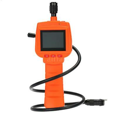 """Waterproof Inspection Camera Endoscope Borescope with 9mm Probe 2.4"""" Screen A1T4"""