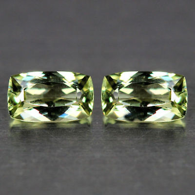 1.83Cts_Flawless _Matching Pair_100 % NATURAL COLOR CHANGE  DIASPORE_TURKEY
