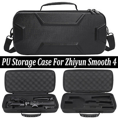 Storage Case Bag Pouch Protector Fit For Zhiyun Smooth 4 Gimbal Stabilizer+Strap